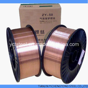 Marin Certified Copper Alloy CO2 Gas Shield Welding Wire pictures & photos