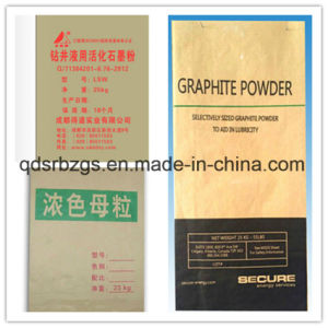 China Made Cement Kraft Paper Woven Bag pictures & photos