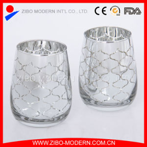 Wholesale Sell Well Home Decorative Luxury Glass Candle Holder pictures & photos