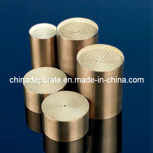 Euro 4 High Flow Diesel Engine Honeycomb Metallc Catalytic pictures & photos