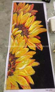 Flower Mosaic, Mosaic Mural, Artistic Mosaic for Wall (HMP807) pictures & photos