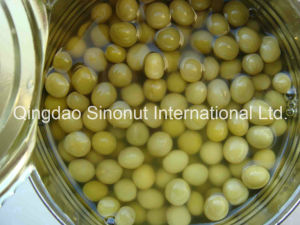 Canned Green Peas in Water (High Quality, Fresh/Dry Material, HACCP, ISO, BRC) pictures & photos