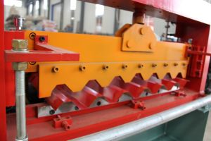 High Speed Hydraulic Roofing Roll Forming Machine pictures & photos