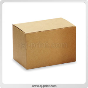 Popular Two Piece Natural Kraft Expandable Gift Boxes