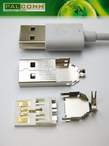 USB3.0 Plug, 5positions, Current Rating~8A! pictures & photos