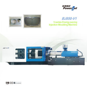 Injection Molding Machine Driven by Energy Saving Yuken Variable Pump