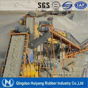 Belt Conveyors Ep400/4 Quarry Conveyor Belt