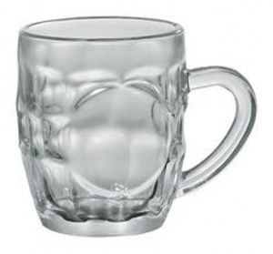 300ml, 560 Ml Beer Glass Cups/Glass Cup with Handle