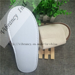 Personalized Disposable Hotel Slippers, Hotel Supplies, pictures & photos
