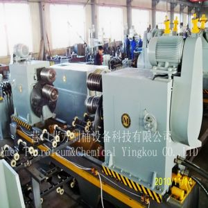 "Steel Drum Corrugation (""W"" Reinforced Rib) Forming Machine pictures & photos"
