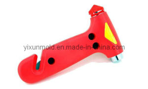 Plastic Safety Hammer Injection Mold pictures & photos