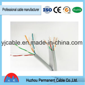 LAN Cable, Cat5-25p-PE F/UTP 25*2*0.5 pictures & photos