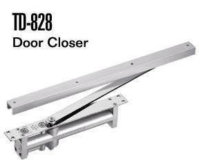 Wood Door Accessories Aluminum Hinge Door Closer pictures & photos