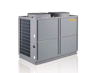 Evi Low Ambient Air to Water Heat Pump 57.2kw Heating Capacity Evi Air to Water Heat Pump pictures & photos