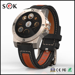 IP67 Waterproof Sport Watch with Compass, Smart Watch with Sleep Heart Rate Monitor pictures & photos