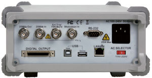 OWON 80MHz 400MS/s Single-Channel Arbitrary Signal Generator (AG4081) pictures & photos