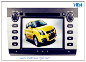 Special Two DIN Car DVD for Suzuki Swift (2004-2010)