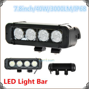 CREE LED off Road Light Bar Series--8-1rows 40W pictures & photos