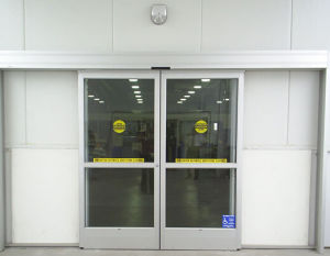 Automatic Safety Sliding Glass Door Systems (DS200) pictures & photos