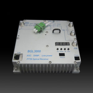 Low Power SNMP AGC FTTB Receiver (BGL3000) pictures & photos