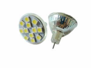 Bi Pin Bulb 12smd Warm White Mr11 Led