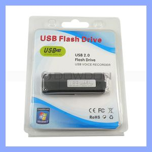 8g USB Digital Voice Recorder pictures & photos