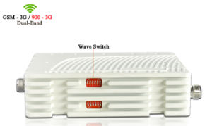 900MHz 3G Repeater Booster Amplifier with Adjustable High Gain pictures & photos