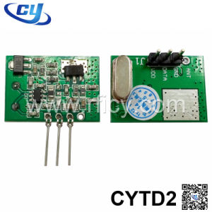 Ask 434MHz RF Superheterodyne Wireless Transmitter Module (CYTD2)