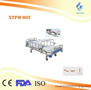 Electric Two-Function Medical Care Bed pictures & photos