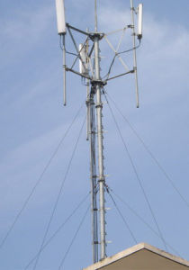 Hot-DIP Galvanized Telecom Steel Tower pictures & photos