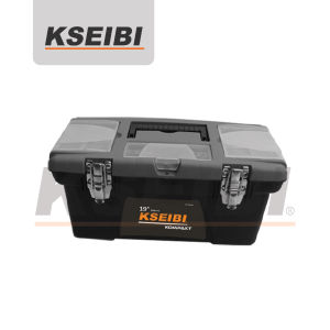 Plastic Tool Box with Steel Lock 19′′-Kseibi pictures & photos