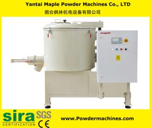 Mixer for Powder Coating Processing