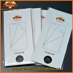 Custom for iPhone Screen Protector Film with Tempered Glass