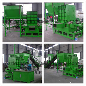 2015 Hydraulic Wood Shaving Baling Press Machine pictures & photos