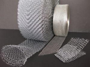 ASTM 304 Grade Knitted Wire Mesh