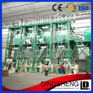 China Universal Wheat Flour Mill Pulverizer/Crusher Machine pictures & photos