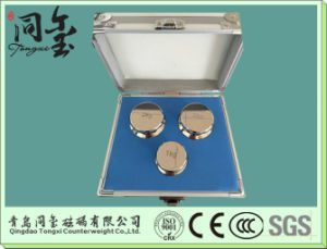 E1, E2, F1, F2, M1 Class OIML Standard Stainless Steel Calibration Weight