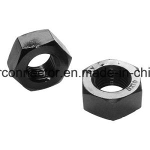 High Strength M32 ASTM A563 Heavy Hex Structual Nuts pictures & photos