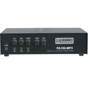 Desktop Amplifier PA Amplifier with MP3 (PA100-MP3) pictures & photos
