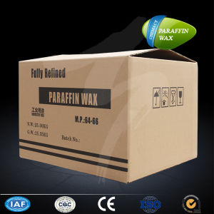 White Pillar Candle Making Paraffin Wax Slab Packed in Carton pictures & photos