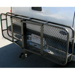 Folding Hitch Hauler Truck Car Cargo Carrier Basket Luggage Rack pictures & photos