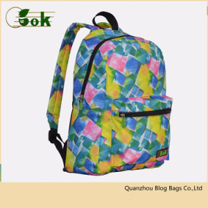 China Cute Casual Colorful Korean Backpacks For Teenage Girls
