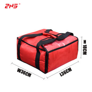 c1ab55d01475 China Portable Red Pizza Warmer Bag Online Sale for Amazon or ...