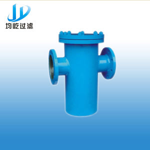 Vertical Sewage Filter /P Type Back-Washing Filter