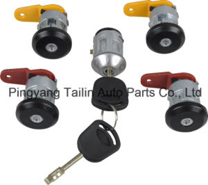 Different Type Lock Set for Ford Fiesta