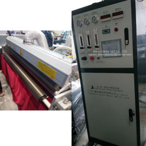 Corona Roller / Paper Drying Roller Industrial Anti-Stick Coating Plasma / Supersonic Hvof Spraying Equipment