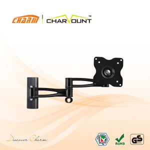 "Articulating TV Mounts for 10""-25""Tvs (CT-LCD-L09B) pictures & photos"