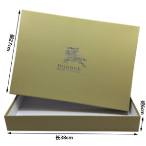 Luxury Recycle Corrugated Folding Shoes Box Package pictures & photos