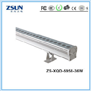 IP65 1000mm RGB LED Wall Washer Manufacturer in Shenzhen China Outdoor Building Projects