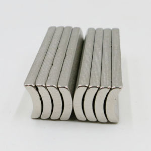 Custom Size NdFeB Rare Earth Magnetic Material